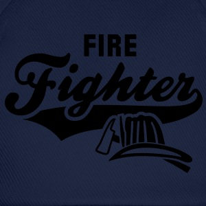 Firefighter T-Shirt - Baseballkappe