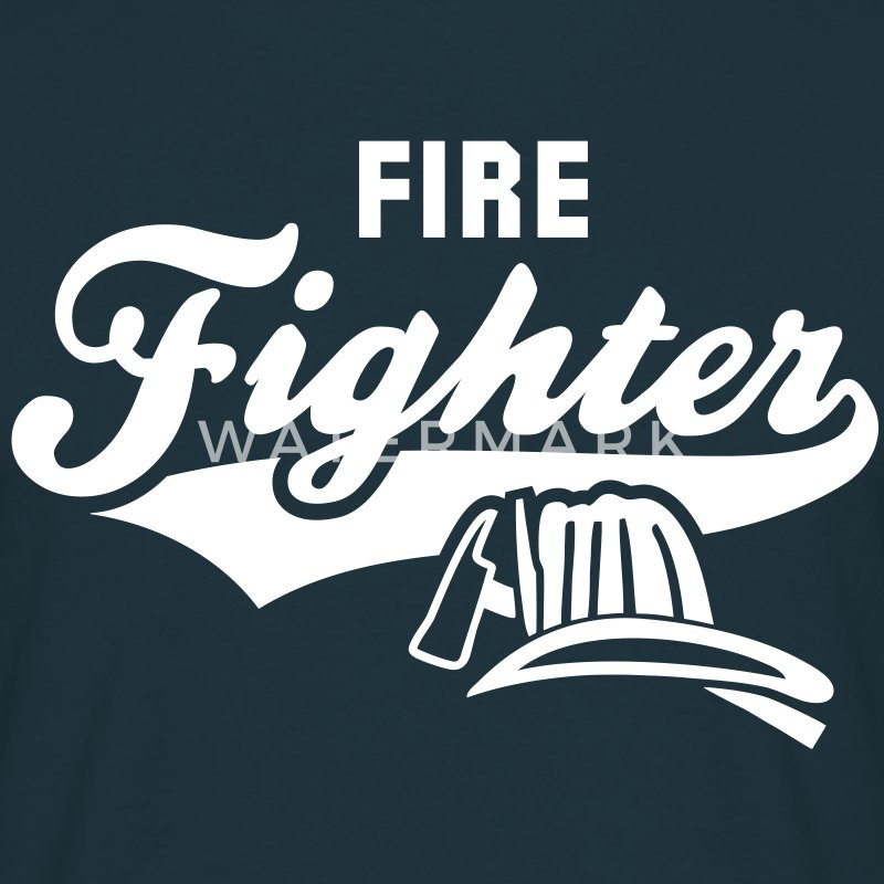 Firefighter T-Shirt - T-shirt herr