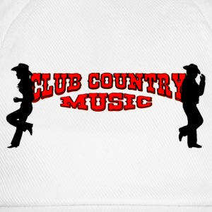 club country music Accessoarer - Basebollkeps
