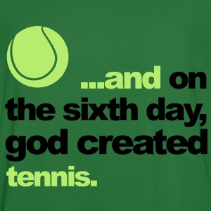 Sixth Day - Tennis Sweaters - Mannen voetbal shirt