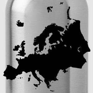 Europa T-Shirts - Trinkflasche