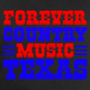 forever country music texas Bags  - Men's Sweatshirt by Stanley & Stella