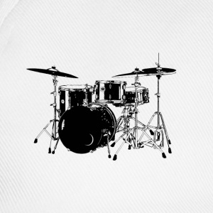 Drum kit - Baseball Cap