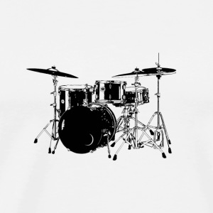 Drum kit - Men's Premium T-Shirt