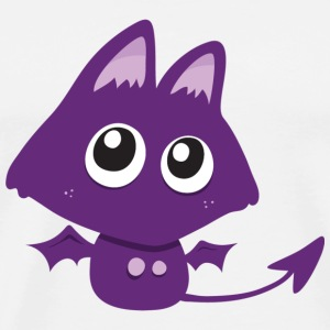 Little purple creature Bags  - Men's Premium T-Shirt