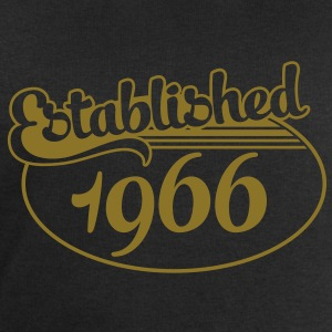 Birthday-Shirt - Geburtstag - Established 1966 (sv) T-shirts - Sweatshirt herr från Stanley & Stella