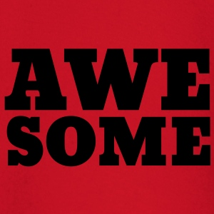 Awesome T-shirts - Langærmet babyshirt