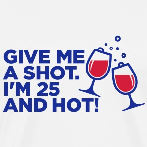 Give Me A Shot 3 (2c)++ Sweaters - Mannen Premium T-shirt