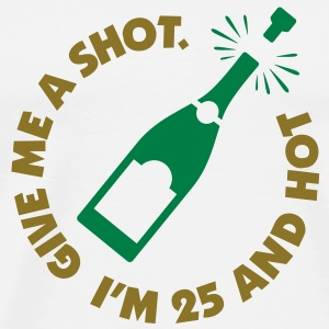 Give Me A Shot 1 (2c)++ Bags  - Men's Premium T-Shirt