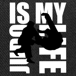 judo is my life Gensere - Snapback-caps