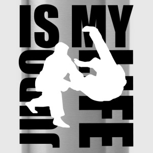 judo is my life Sweat-shirts - Gourde