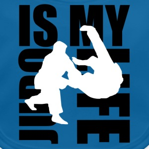 judo is my life T-Shirts - Baby Bio-Lätzchen