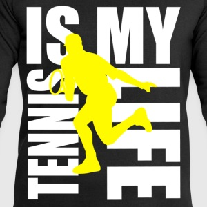 tennis is my life Tee shirts Enfants - Sweat-shirt Homme Stanley & Stella