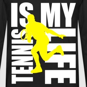 tennis is my life Tee shirts Enfants - T-shirt manches longues Premium Homme