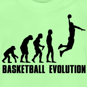 Basketball Evolution Dunk - Baby T-Shirt