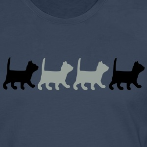 Kitten T-Shirts - Men's Premium Longsleeve Shirt
