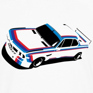 Young Timer CSl touring Car T Shirt - Men's Premium Longsleeve Shirt