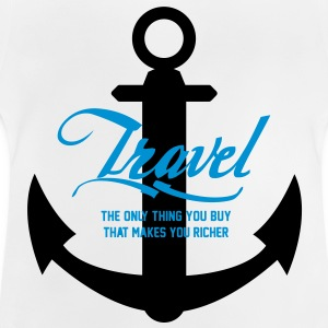 TRAVEL ANKER Kinder T-Shirts - Baby T-Shirt