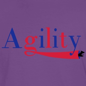 Agility tunnel Sweat-shirts - T-shirt Premium Homme