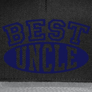 BEST UNCLE T-Shirt WB - Snapbackkeps