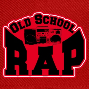 old school rap T-Shirts - Snapback Cap