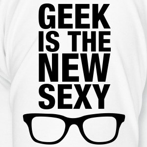 Geek is the new sexy - Männer Premium T-Shirt