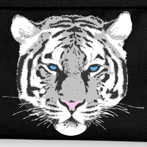 White Tiger Kinder T-Shirts - Kinder Rucksack