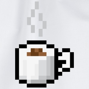 Pixelcoffee - Turnbeutel