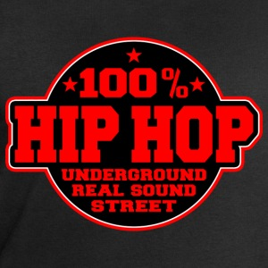 100% hip hop underground real sound street Tee shirts - Sweat-shirt Homme Stanley & Stella