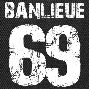 banlieue 69 Tee shirts - Casquette snapback