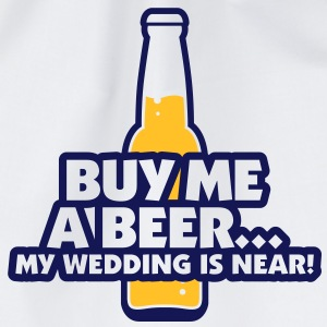 Buy Me A Beer 2 (2c)++ T-Shirts - Drawstring Bag