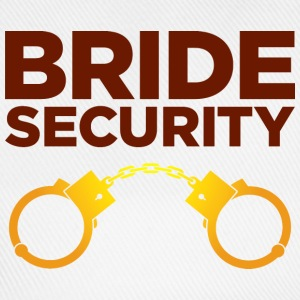 Bride Security 4 (dd)++ Hoodies & Sweatshirts - Baseball Cap