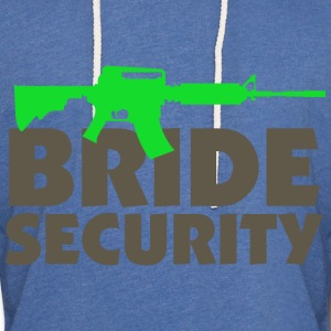 Bride Security 3 (dd)++ Kids' Shirts - Light Unisex Sweatshirt Hoodie