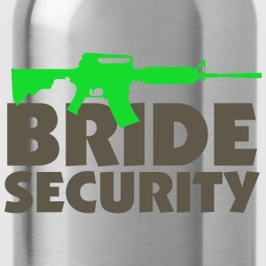 Bride Security 3 (dd)++ Kids' Shirts - Water Bottle
