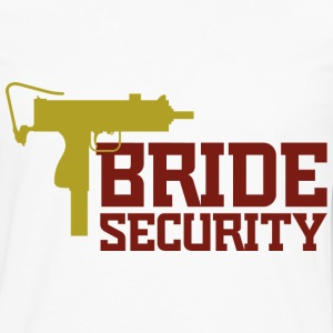 Bride Security 2 (dd)++ T-Shirts - Men's Premium Longsleeve Shirt