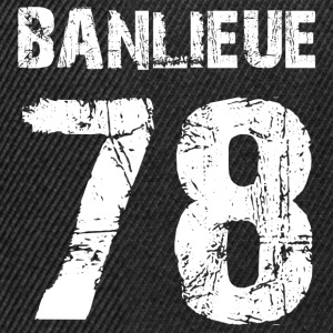 banlieue 78 Sweat-shirts - Casquette snapback