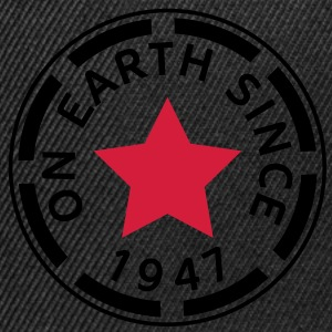 on earth since 1947 (nl) Sweaters - Snapback cap
