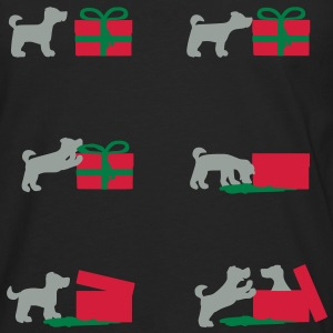 dog gift Hoodies & Sweatshirts - Men's Premium Longsleeve Shirt