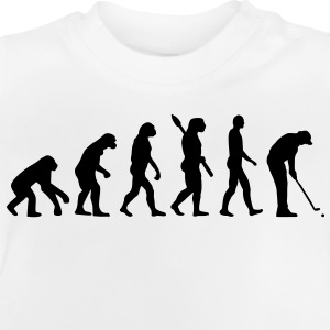 Golf Evolution Kinder T-Shirts - Baby T-Shirt