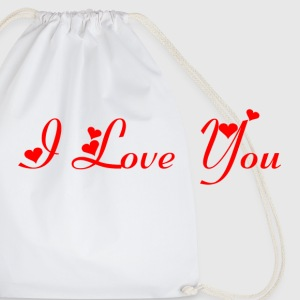 Casquette Flexfit I love you Rouge - Sac de sport léger