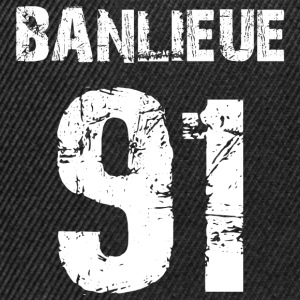 banlieue 91 Tee shirts - Casquette snapback