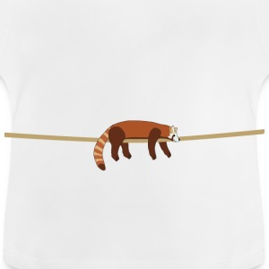 red panda Kids' Shirts - Baby T-Shirt