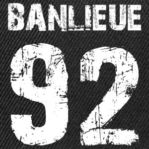 banlieue 92 Tee shirts - Casquette snapback