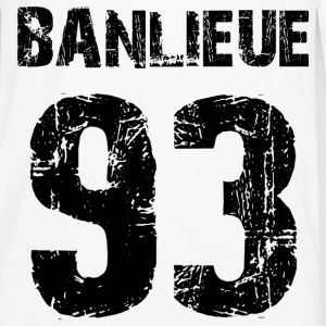 banlieue 93 Tee shirts - T-shirt manches longues Premium Homme