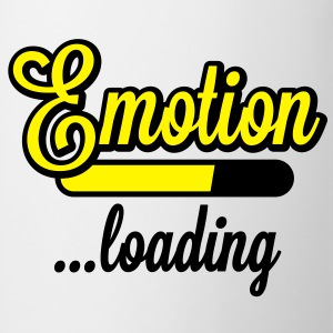 Emotion loading | Emotion wird geladen T-Shirts - Mug