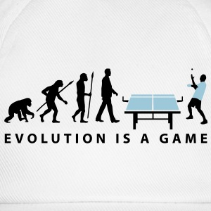 evolution_table_tennis_072012_c_2c T-Shirts - Baseball Cap