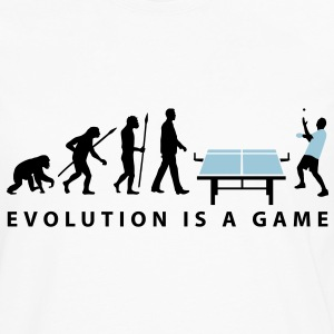 evolution_table_tennis_072012_c_2c T-Shirts - Men's Premium Longsleeve Shirt