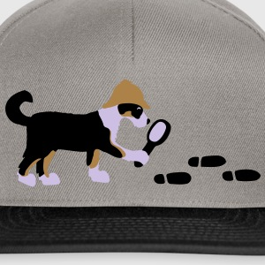 Search-and-rescue dog Väskor - Snapbackkeps