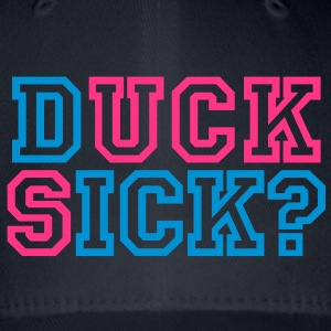 Duck sick | Suck dick | blasen | question | Frage T-Shirts - Flexfit baseballcap