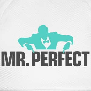 Mr Perfect 3 (dd)++ T-Shirts - Baseball Cap
